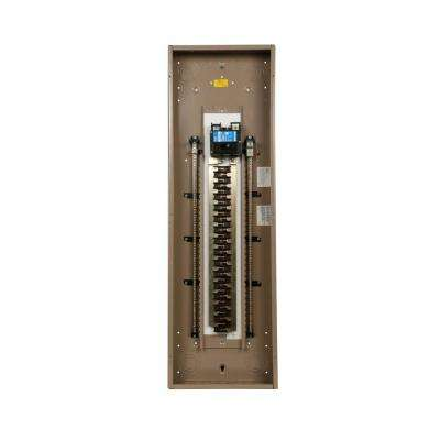 200 Amp 60-Spaces and 60-Circuits Type CH Indoor Plug On Neutral Main Breaker Loadcenter