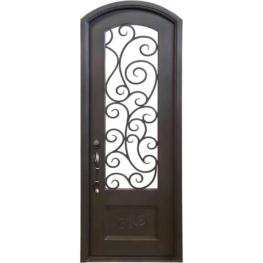 Allure Iron Doors Amp Windows 40 In X 96 In Lauderdale
