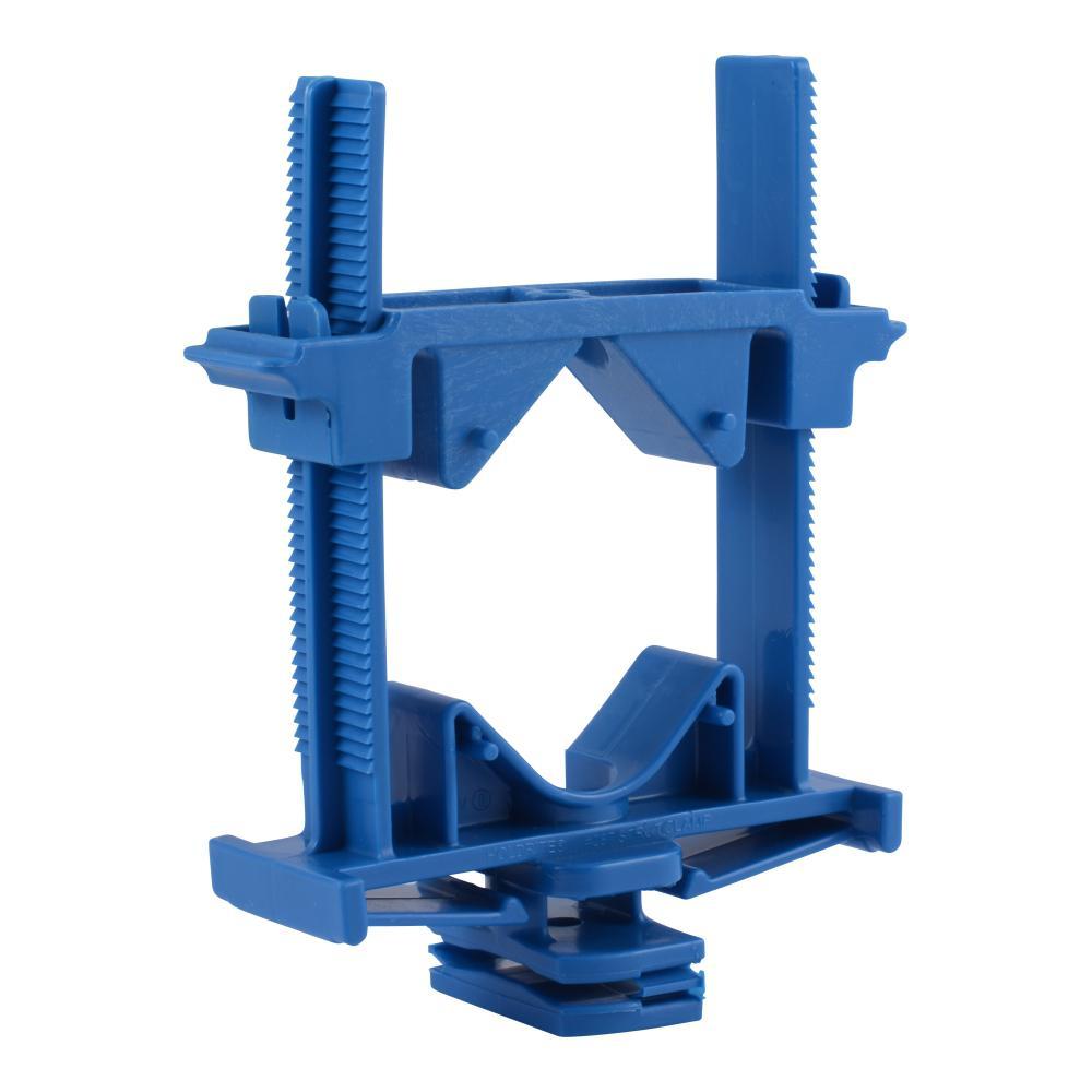 HOLDRITE 1 in. -2 in. Plastic Universal Strut Clamp-287-P ...
