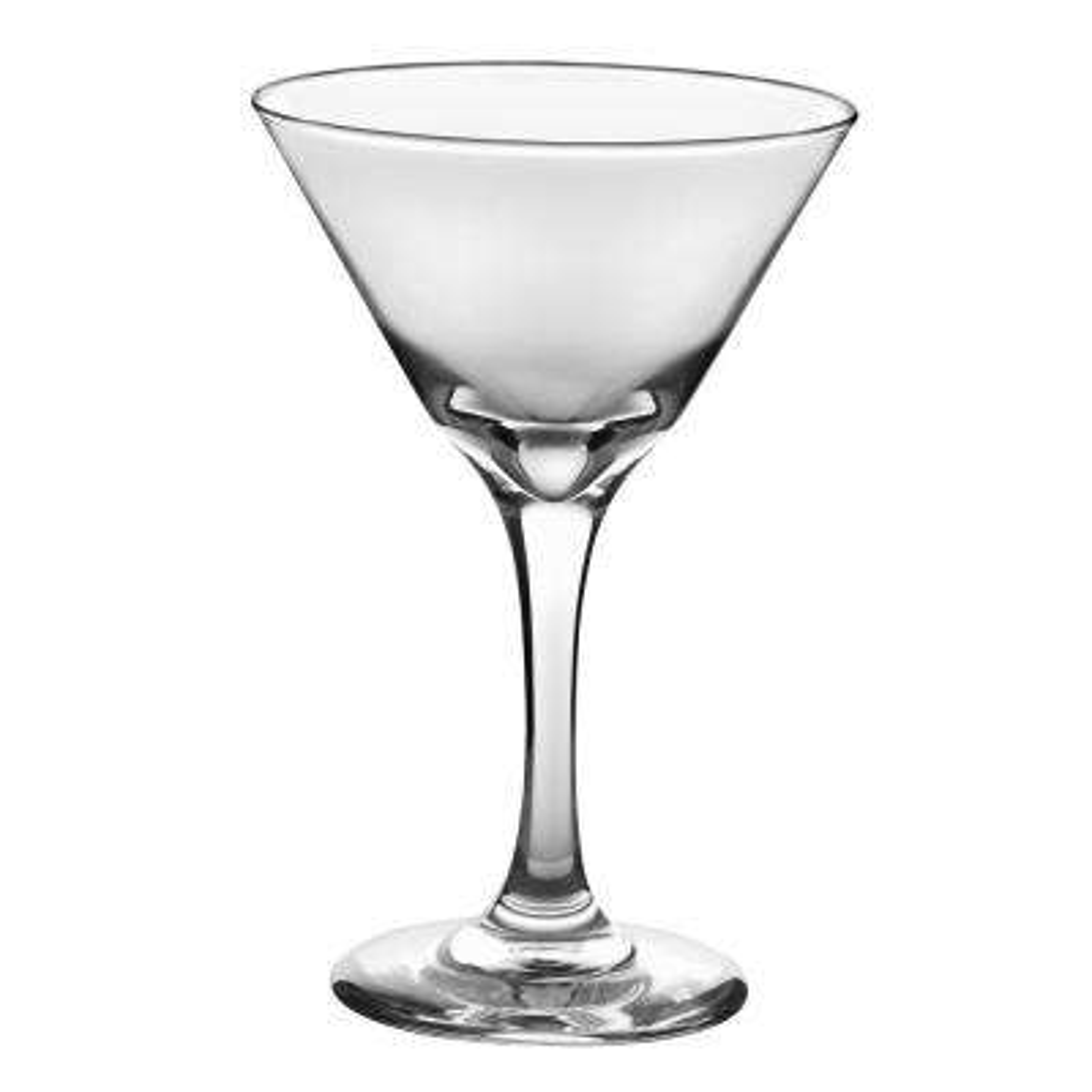 Martini Party 7.5 oz. Martini Glass Set (12-Pack)