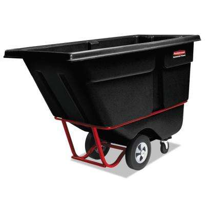 Rubbermaid Commercial Products 1/2 cu. yd. Heavy Duty Tilt Truck, Rotational Molded by Rubbermaid Commercial Products