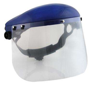Head Gear and Face Shield (Pack of 1)