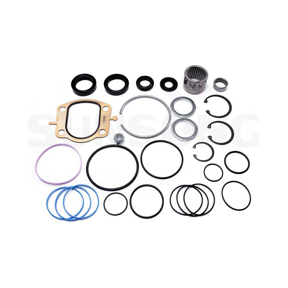 Steering Gear Rebuild Kit