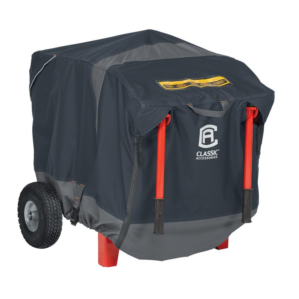 Classic Accessories StormPro X-Large Rainproof Heavy-Duty Generator Cover