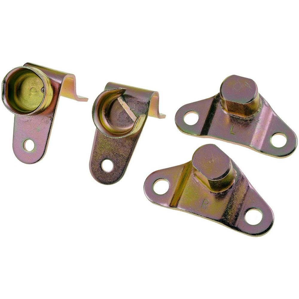 Left And Right Bed And Gate Side 38642 Dorman Tailgate Hinge Insert Kit