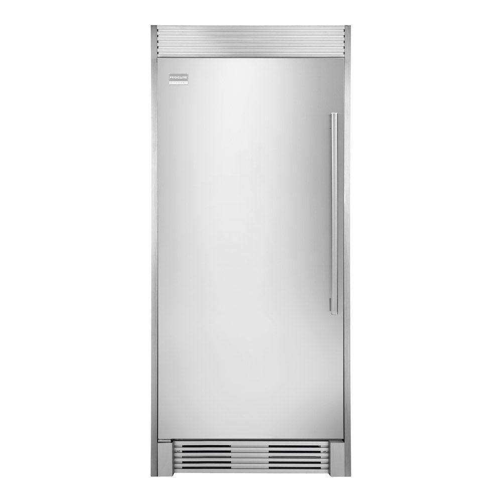 Frigidaire Professional 18.52 cu. ft. Upright Freezer in Stainless Steel