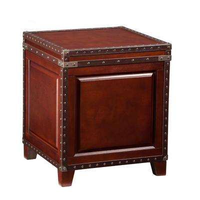 Stinson Dark cherry with espresso Trunk