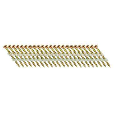 2-1/2 in. x 1/9 in. 33-Degree Plastic Strip Versa Drive Head Nails Screw (500 per Pack)