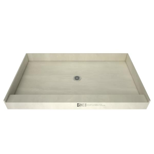 Tile Redi Redi Base 34 in. x 48 in. Single Threshold Shower Base