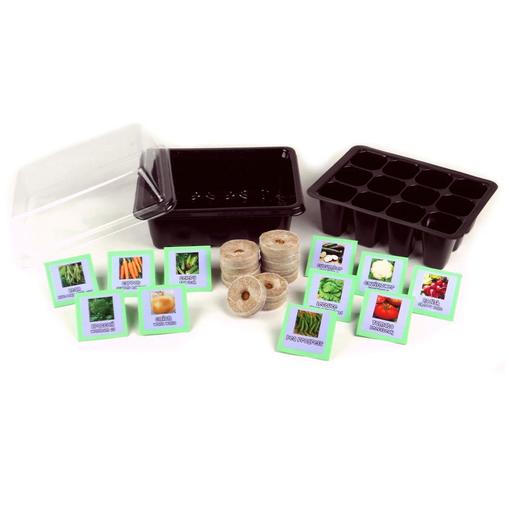 Vegetable Garden Seed Starter Kit