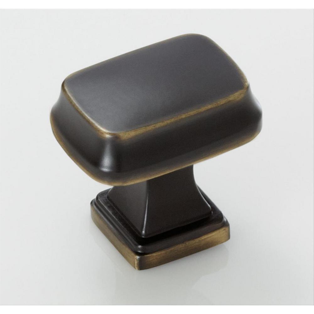 Revitalize 1-1/4 in. L (32 mm) Venetian Bronze Cabinet Knob