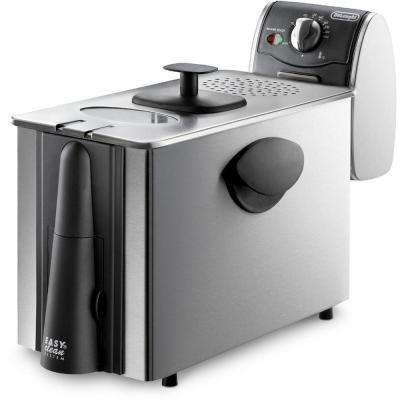 3 lb. Dual Zone Deep Fryer