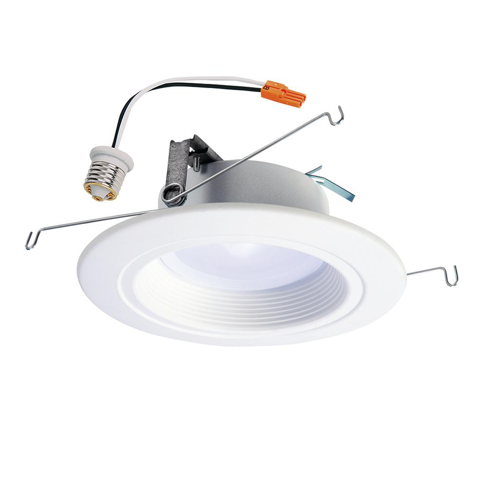 Aluminum LED Recessed Lighting Housing for New Construction Halo H2750 6 in