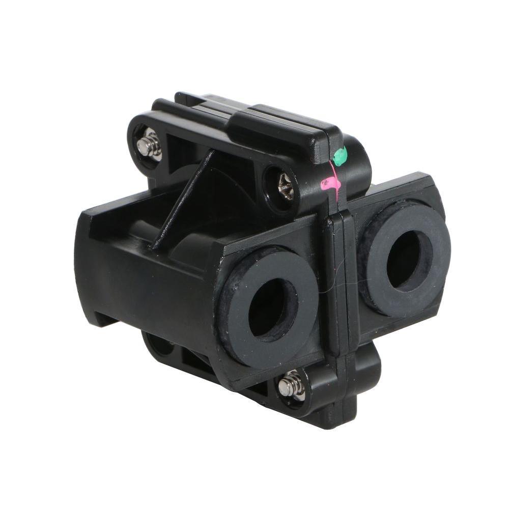 Cartridge Spool for Pressure Balancing