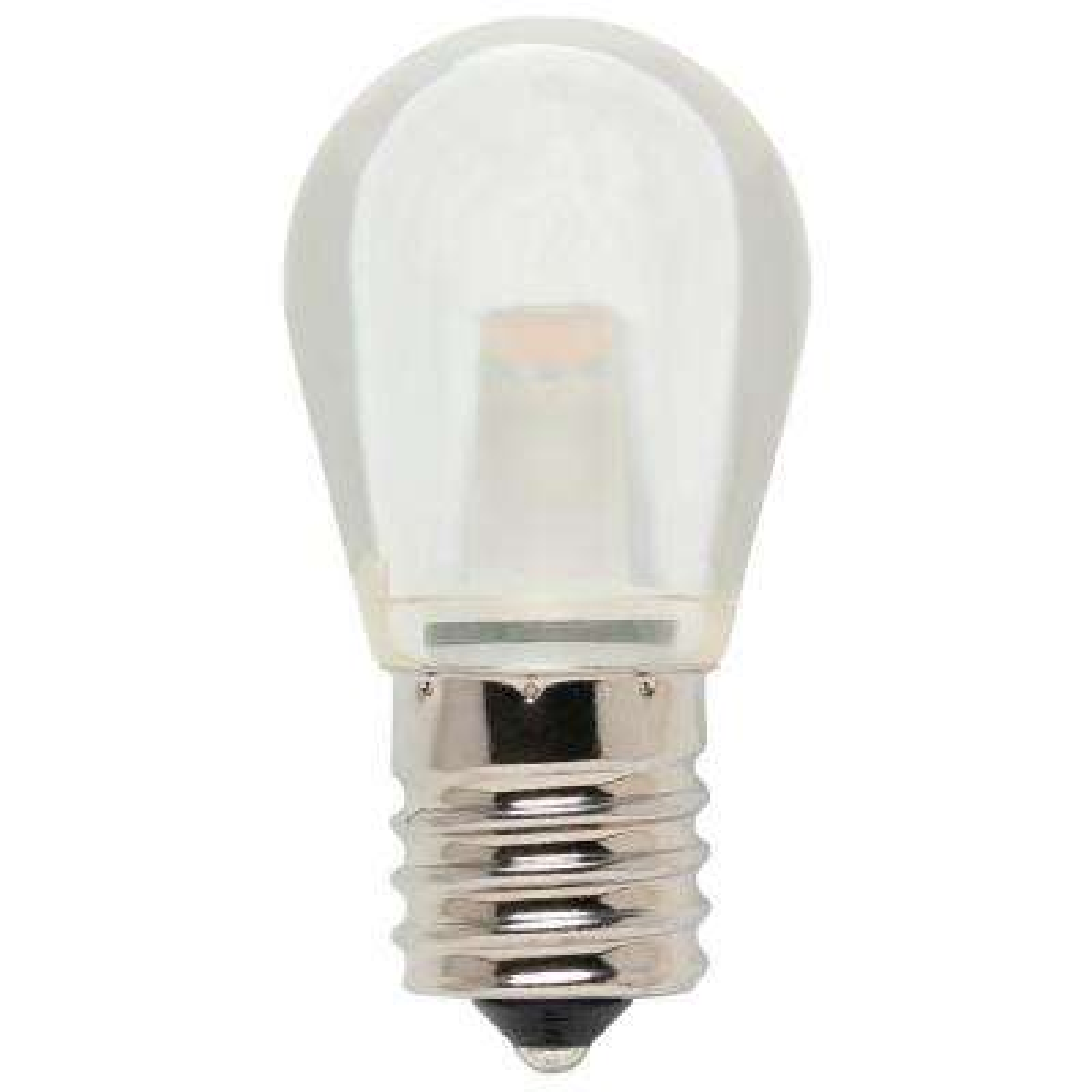 10W Equivalent Soft White S11 LED Light Bulb