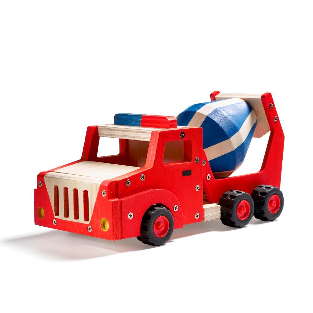 StanleyJr Stanley Jr Cement Mixer Truck Kit
