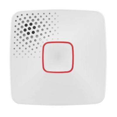 Onelink Wi-Fi Smoke + Carbon Monoxide Alarm, Hardwired, Apple HomeKit-Enabled