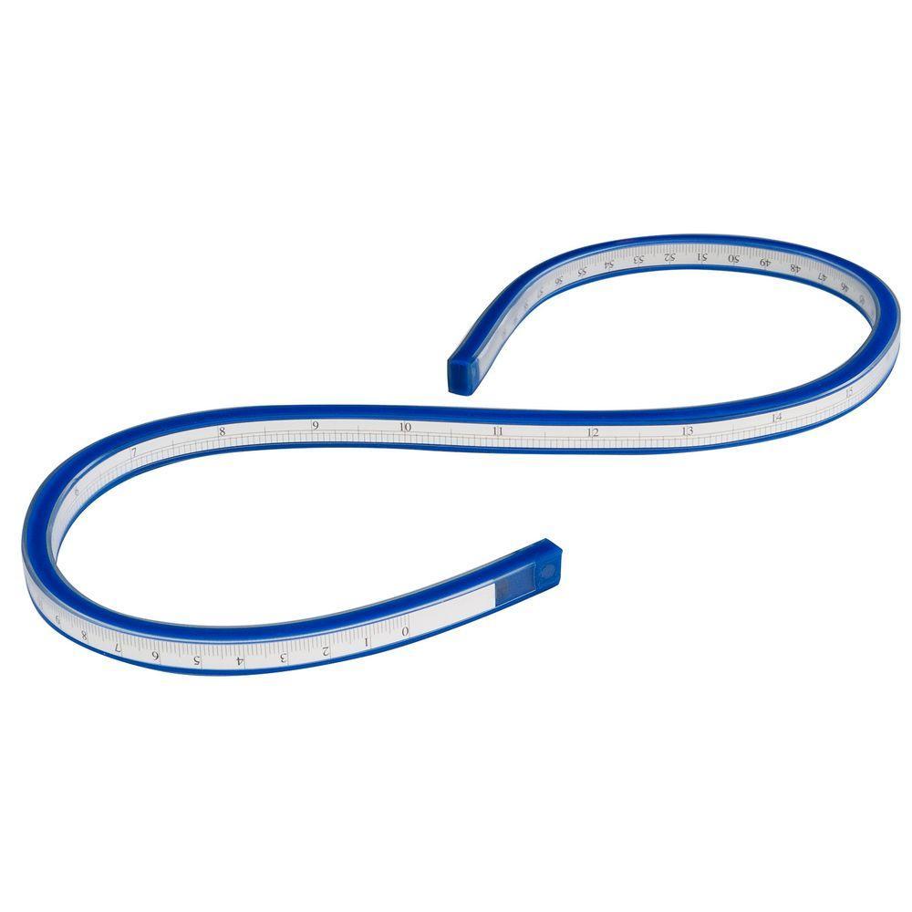 24 in. Flexible Curve Ruler