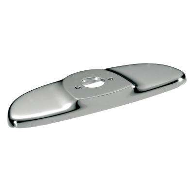 4 in. L Centerset Coverplate in Chrome