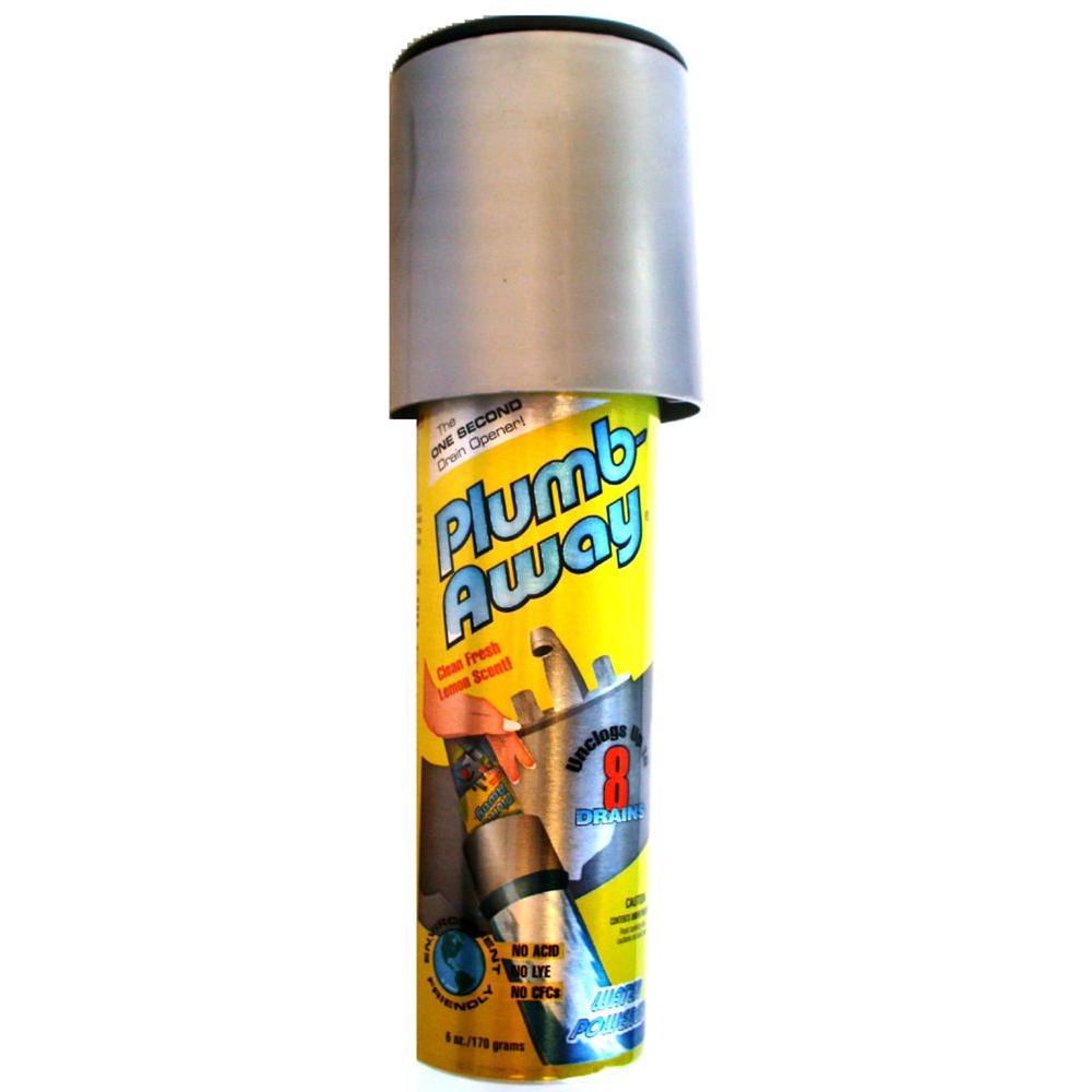 Plumb Away 6 oz. Aerosol Drain Opener Refill