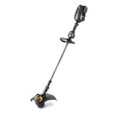 PRST15i 15 in. 58-Volt Lithium-Ion Electric Cordless String Trimmer Battery & Charger Included