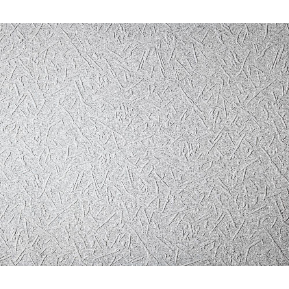 York Wallcoverings 57.75 sq. ft. Patent Decor Spring Fling Paintable Wallpaper