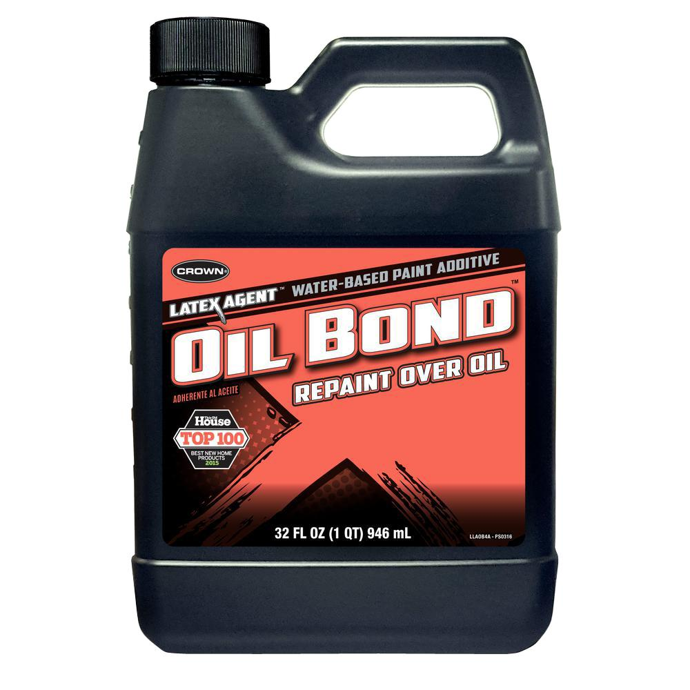 Latex Agent 1 qt. Oil Bond