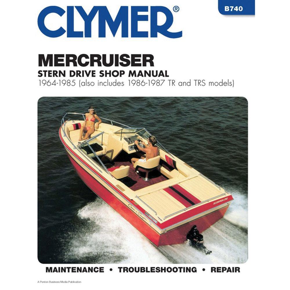 Automotive Boats & Watercraft informafutbol.com Used Clymer OMC ...
