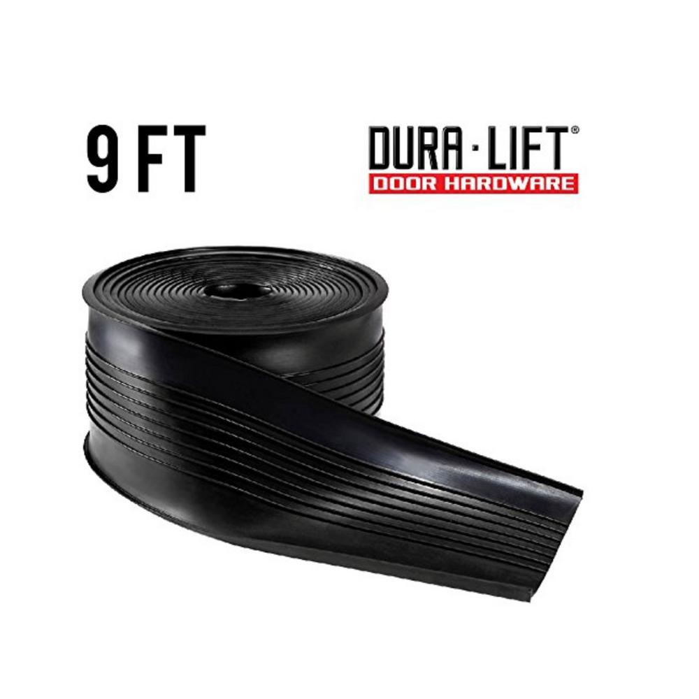 9 ft. Garage Door Double-T Rubber Weather Seal
