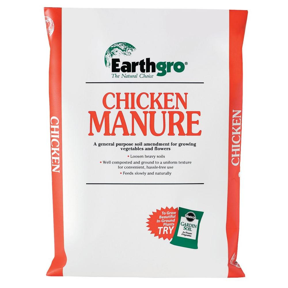 Earthgro 1 Cu Ft Manure 71351180 The Home Depot