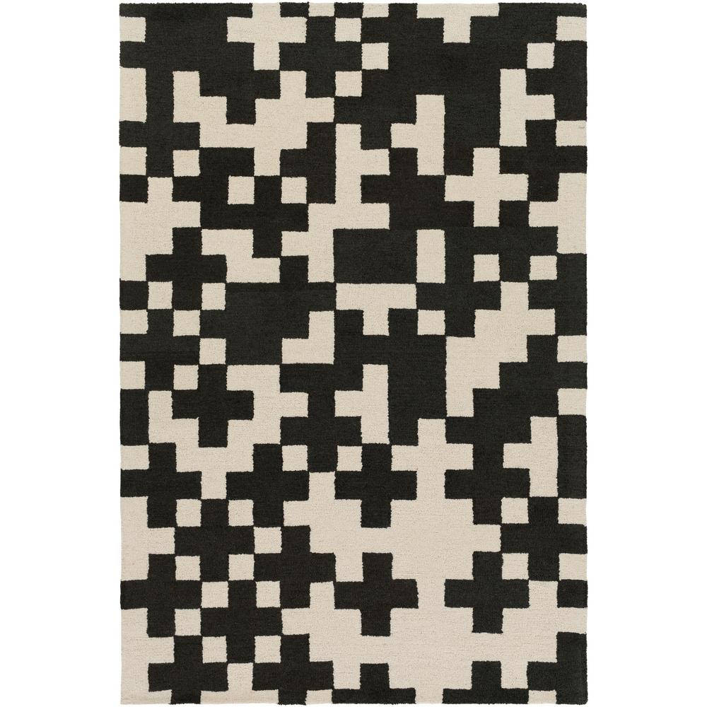 Artistic Weavers Hilda Beatrix Onyx Black 2 Ft X 3 Ft Indoor Area