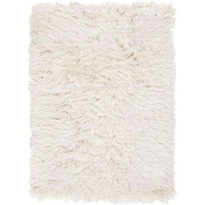 Vibius Ivory 5 ft. x 8 ft. Area Rug