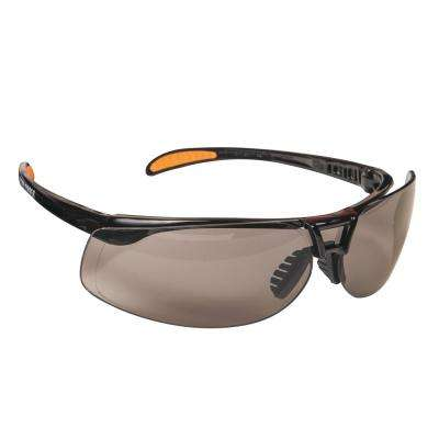 Protective Eyewear Frameless (brown tinted lens)