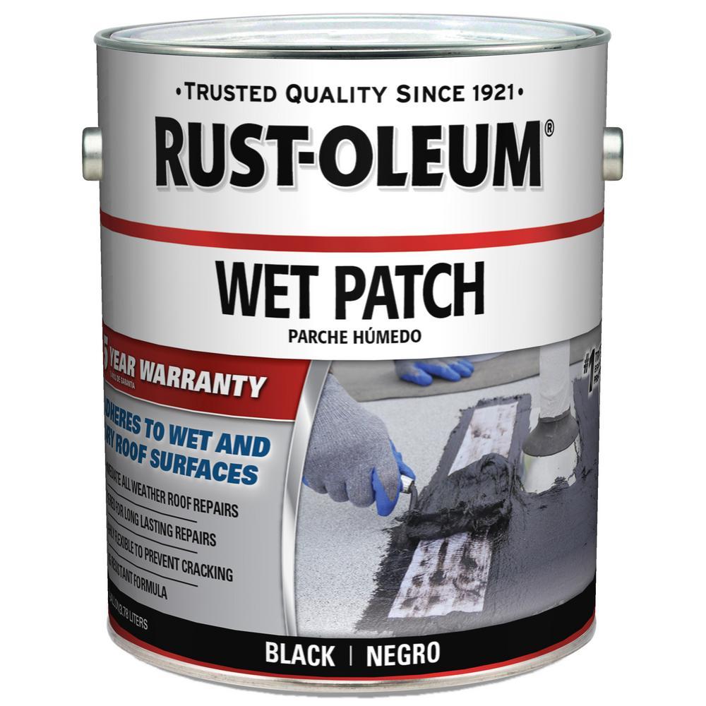 Rust-Oleum 0.9 Gal. Roof Wet Patch