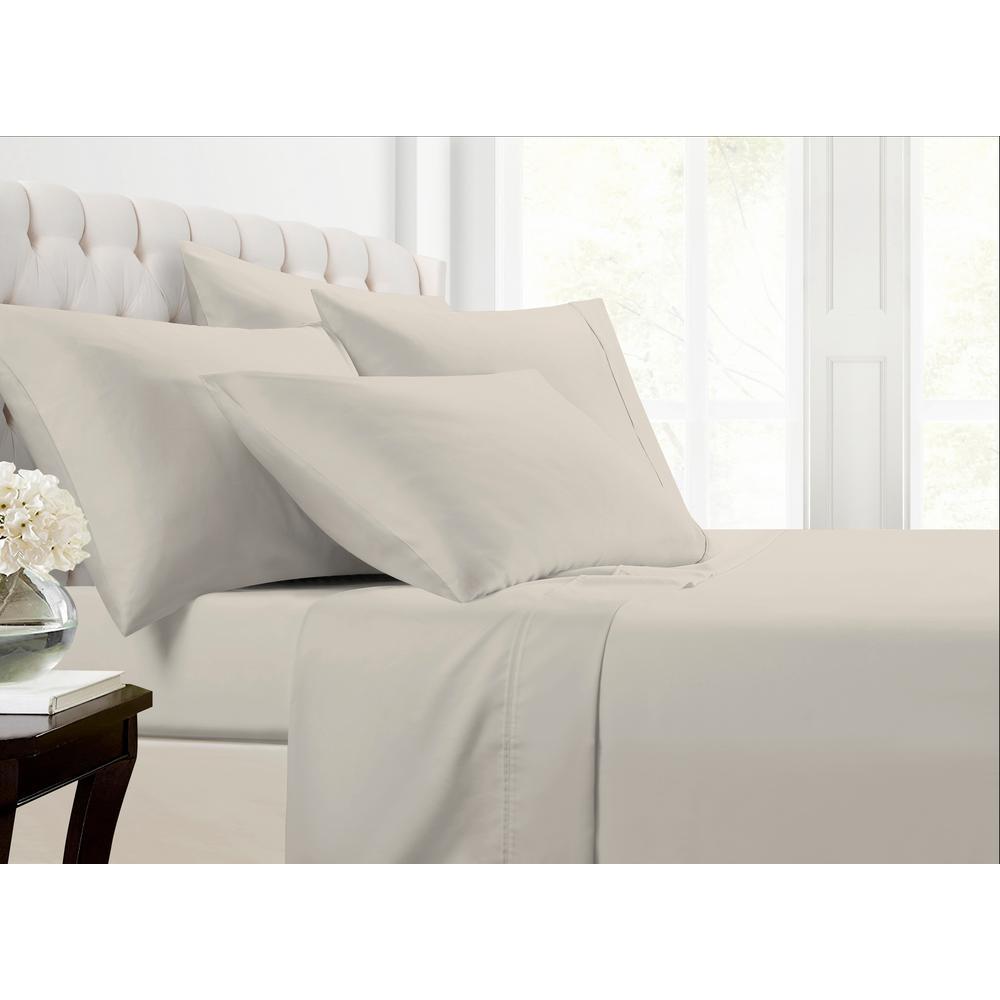 Better Homes /& Garden 300 TC FULL Bedding Sheet SET RICH BROWN