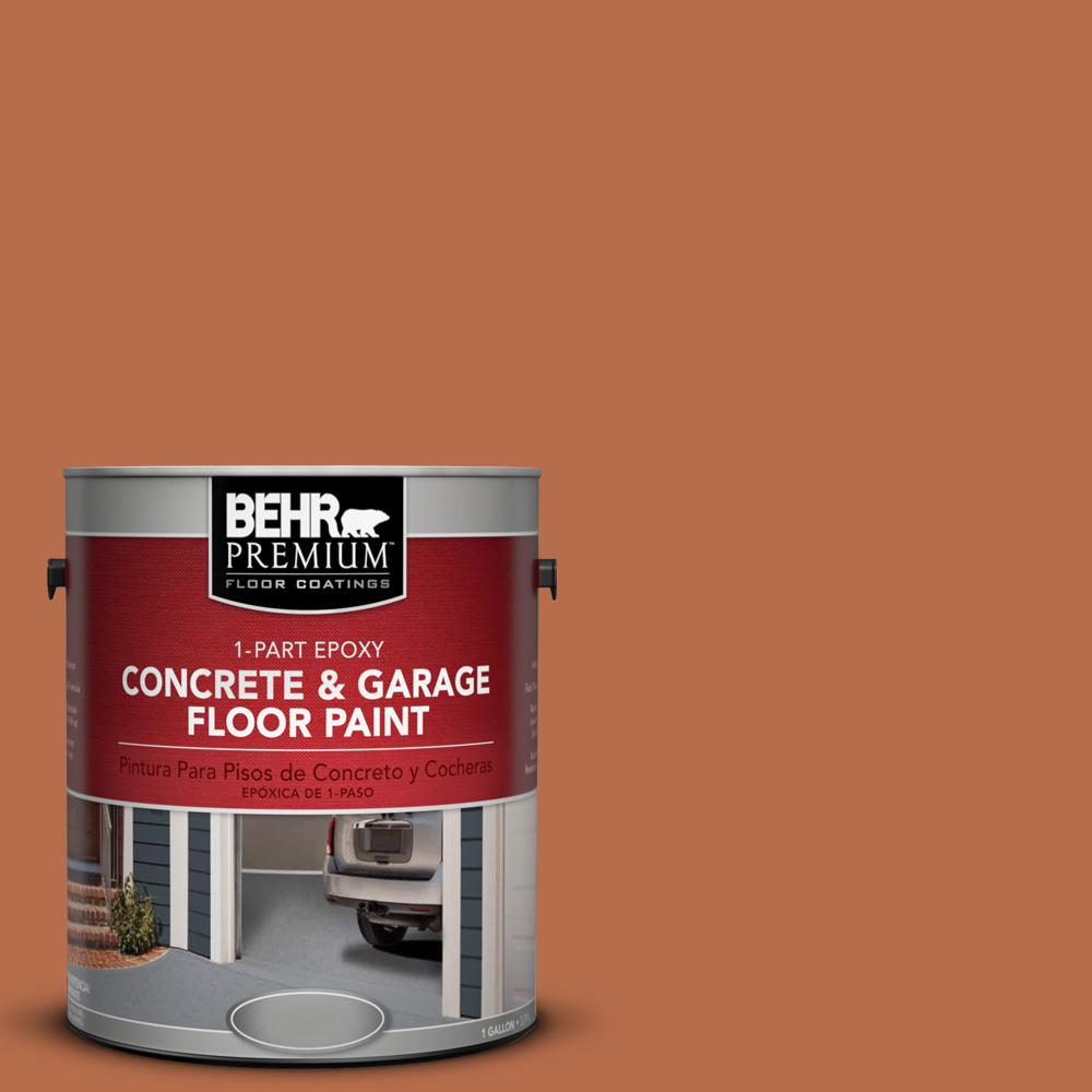 1 gal. #M210-7 Thanksgiving 1-Part Epoxy Concrete and Garage Floor Paint
