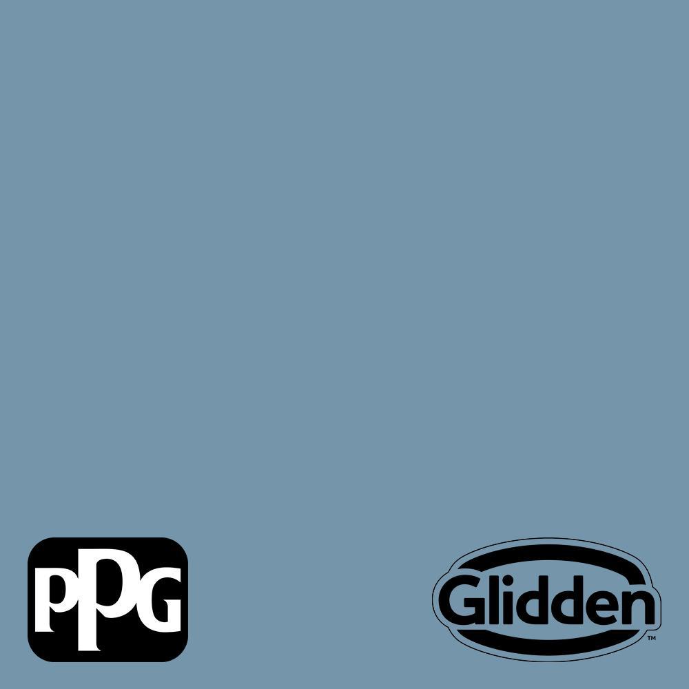 Glidden Premium 1 qt  PPG1156-4 American Anthem Exterior Latex Paint