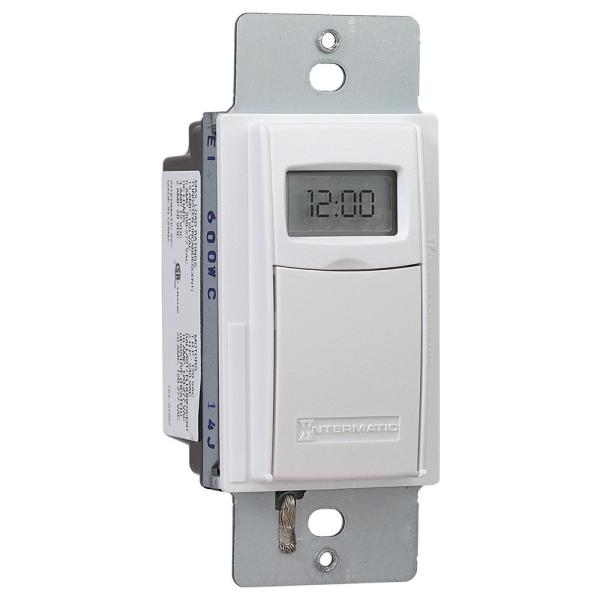 Business & Industrial NEW Intermatic 7-Day Programmable In Wall ...