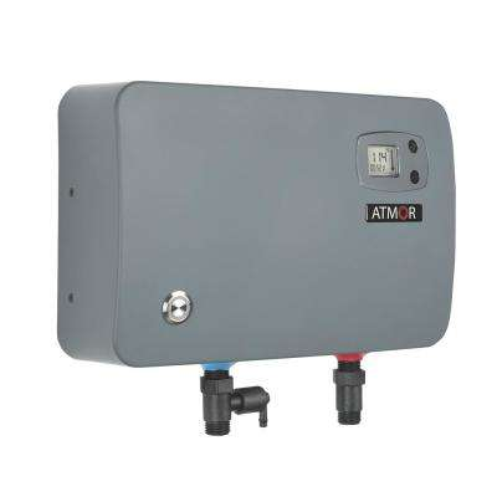14,000-Watt/240-Volt 2.3 GPM Digital Self-Modulating Electric Tankless Water Heater, Ideal for Full Bathroom