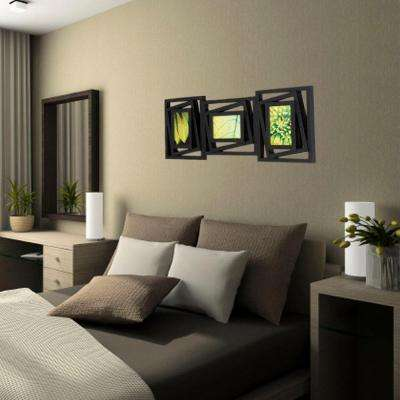 wall picture frames for living room. Tilt Black Wall Collage Frame nexxt  Frames Decor The Home Depot