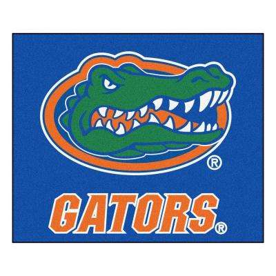 University of Florida 5 ft. x 6 ft. Tailgater Area Rug
