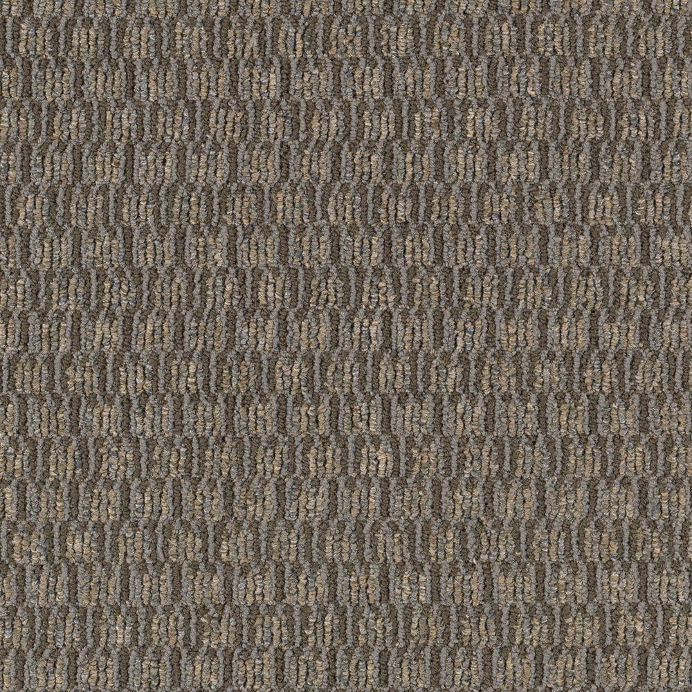 Carpet Sample - Social Network II - Color Cement Loop 8 in x 8 in