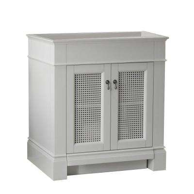 Portsmouth 30 in. Vanity Cabinet Only in White