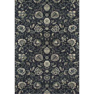 Maison Grow Forth Gray 6 ft. x 9 ft. Area Rug