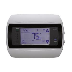 Enjoyable Emerson Sensi Touch Wi Fi Thermostat With Touchscreen Color Display Wiring Cloud Venetbieswglorg
