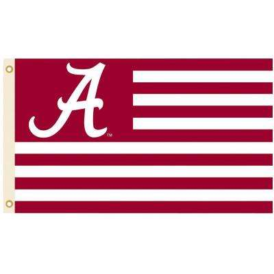 NCAA 3 ft. x 5 ft. Alabama Flag