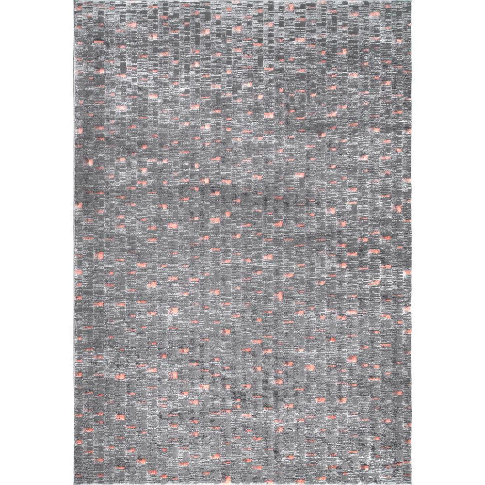 Gray Blush 5 Ft X 8 Area Rug