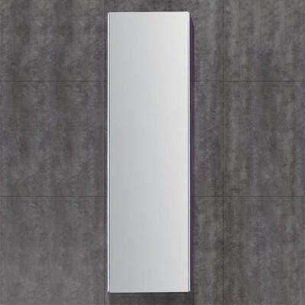 Zuma 16.5 in. W x 57 in. H Single Frameless LED Wall Mirror