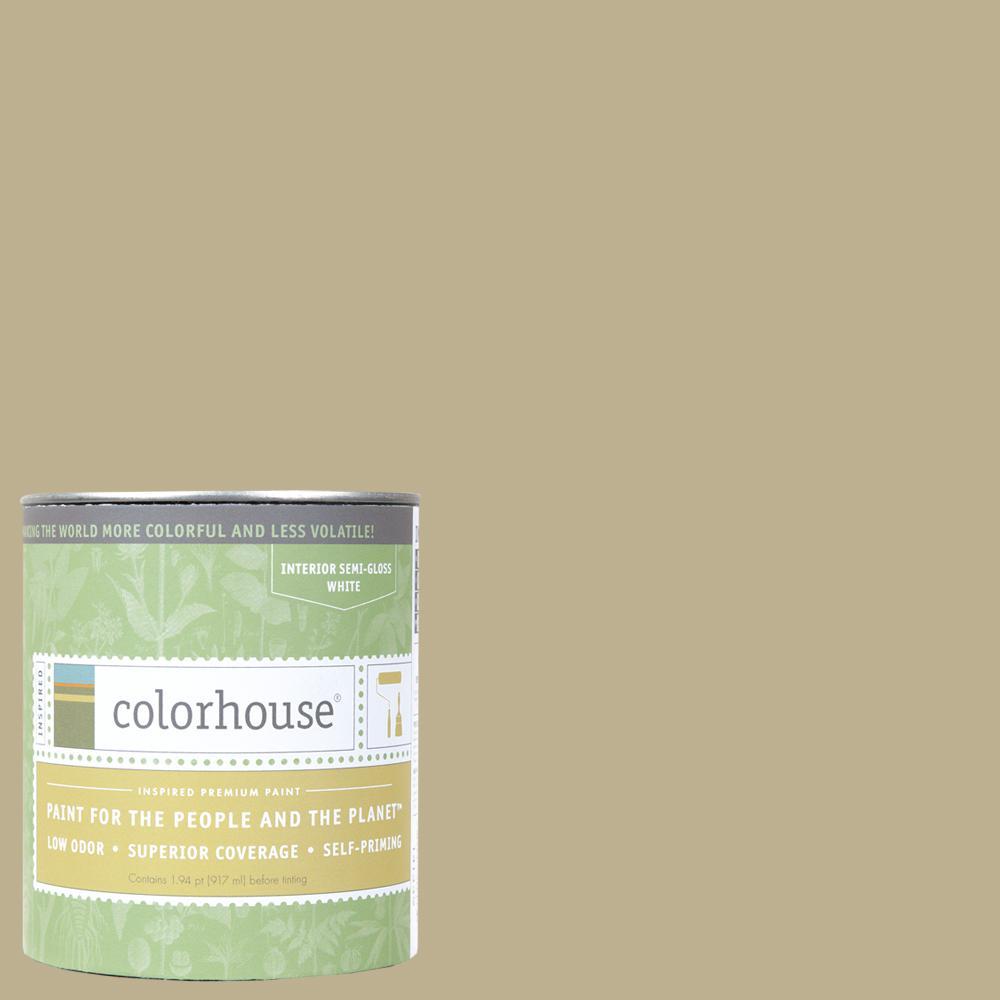 1 qt. Metal .02 Semi-Gloss Interior Paint