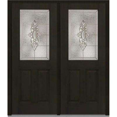 Double Door - Fiberglass Doors - Front Doors - The Home Depot